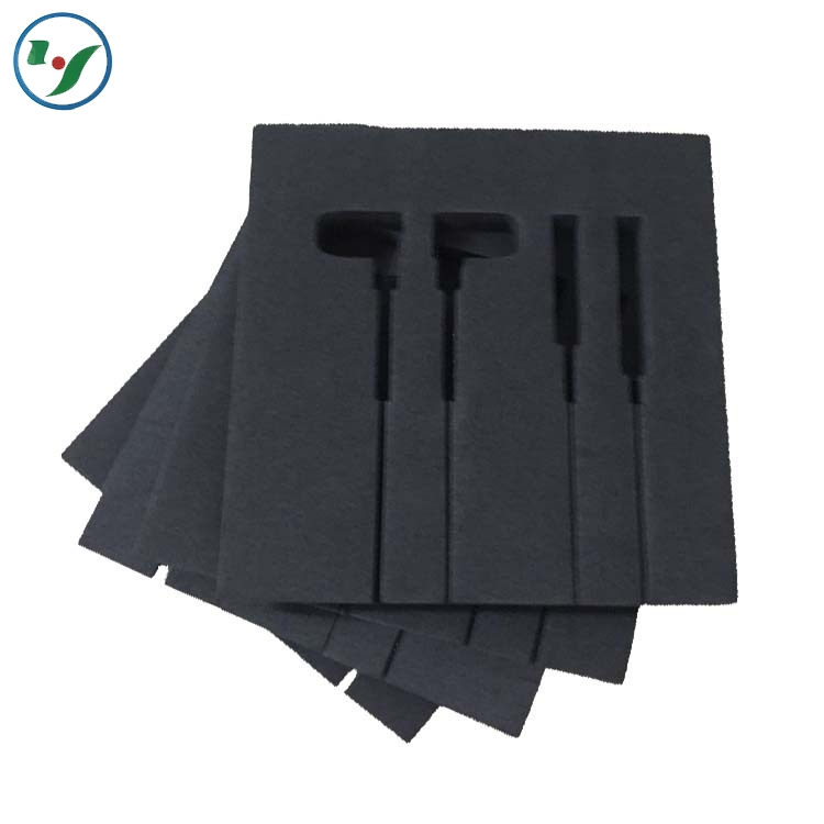 黑色电子棉