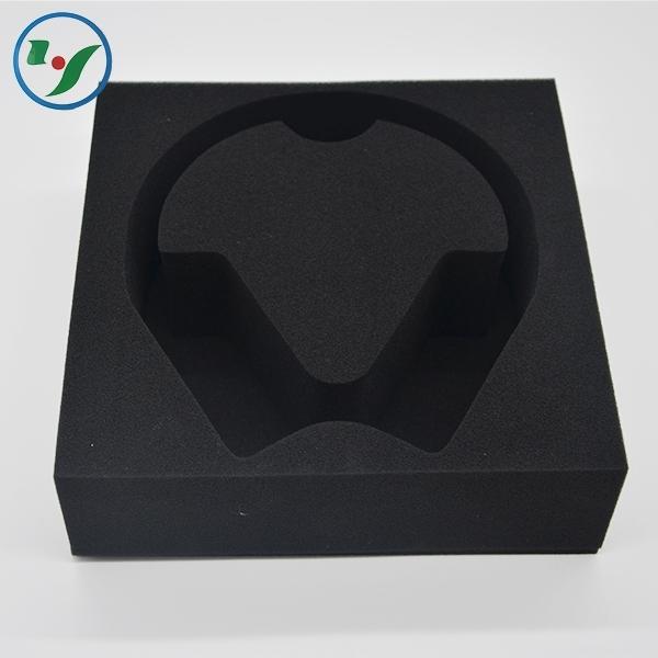 超黑包装海绵