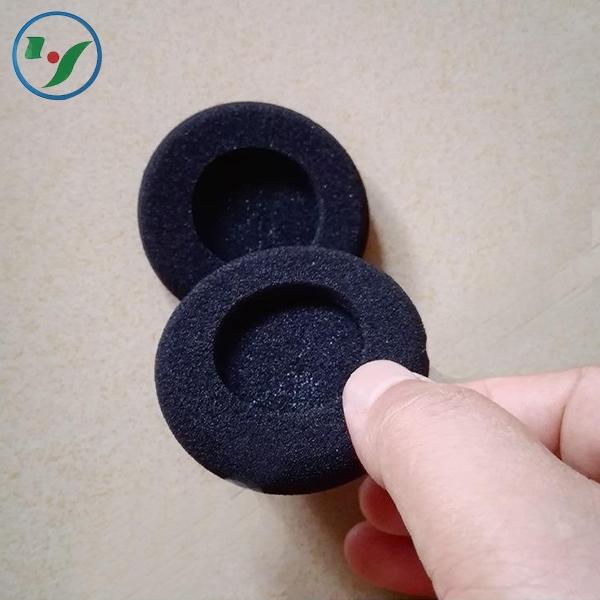 圆形耳机海绵套